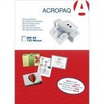 Acropaq A4 125mic 100 stuks