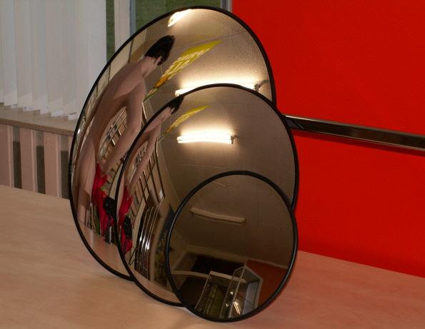 Anti diefstal spiegel