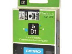 Dymo labels D1