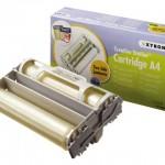 Xyron cartridge koud laminator