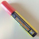 Zig illumigraph PMA 720 rood krijtstift