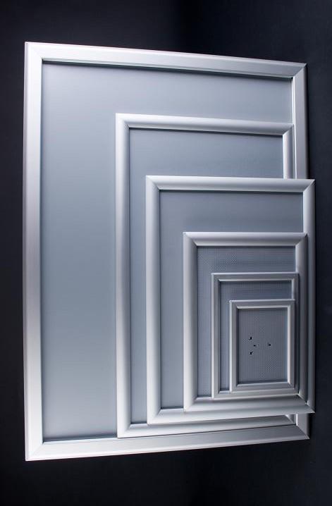 kliklijsten aluminium