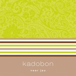 Kadobon Lime decoration 10098
