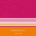 Kadobon Magenta decoration 10097