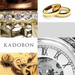 kadobon watch and rings