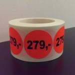Fluor rood 279,-