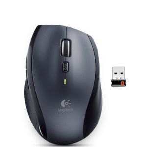 how to change material on logitech mouse