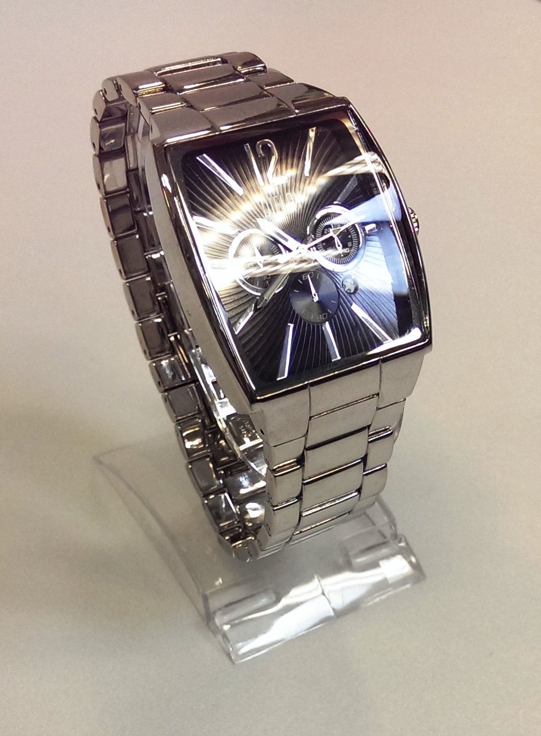 Horloge display acryl