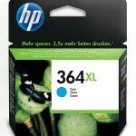 HP 364XL Cyan HPCB323EE