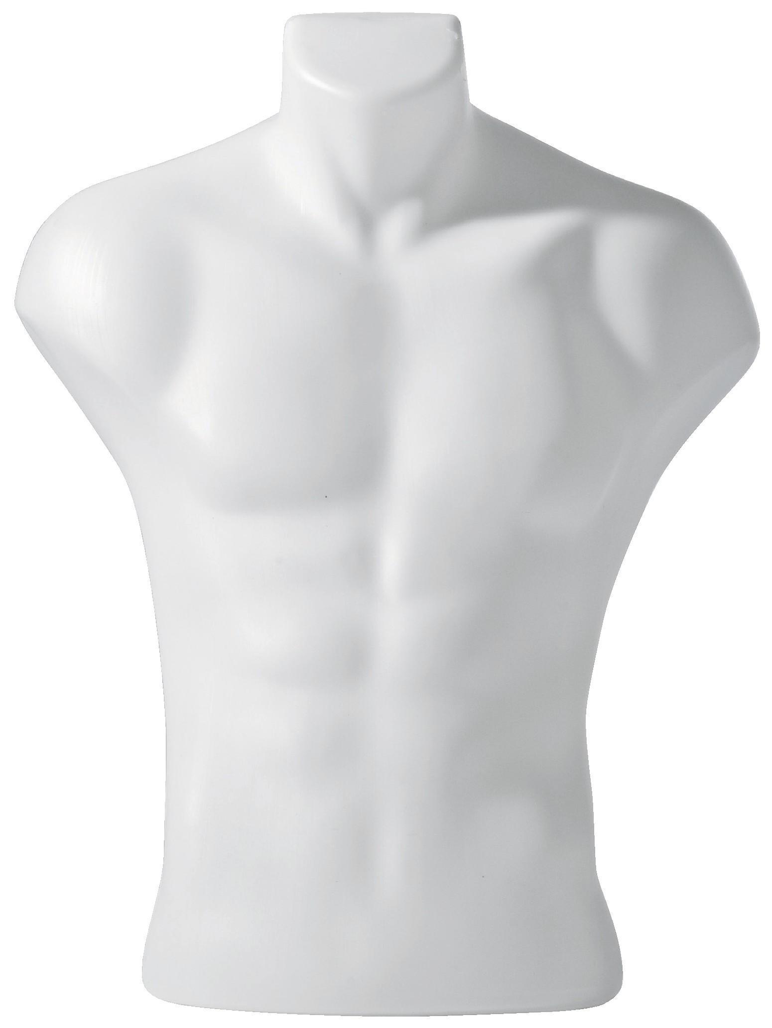 Heren torso wit
