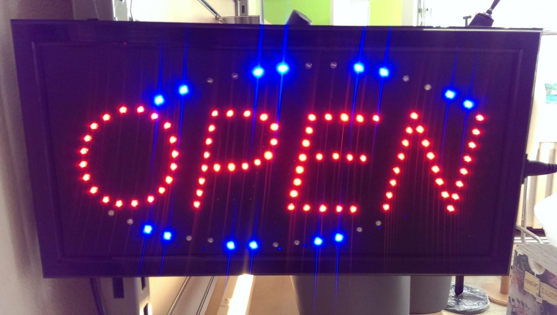 OPEN LED