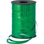 Krullint metallic groen