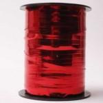 Krullint metallic rood