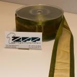 Organza 38 mm Mos Groen