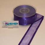 Organza 38 mm Purple