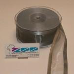 Organza 38 mm Zilver