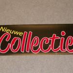 Nieuwe collectie zwart rood