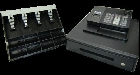 Casio SE-G1M zwart