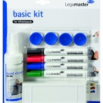 Legamaster whiteboard basic kit