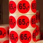 Fluor rood 65