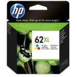 HP62xl kleur