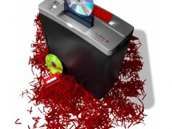 Papier shredders