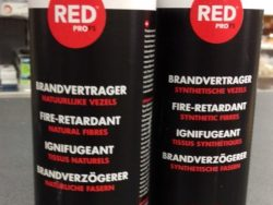 Brandvertragende spray