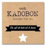 Kadobon Handcraft 11063