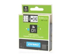 Dymo labels D1